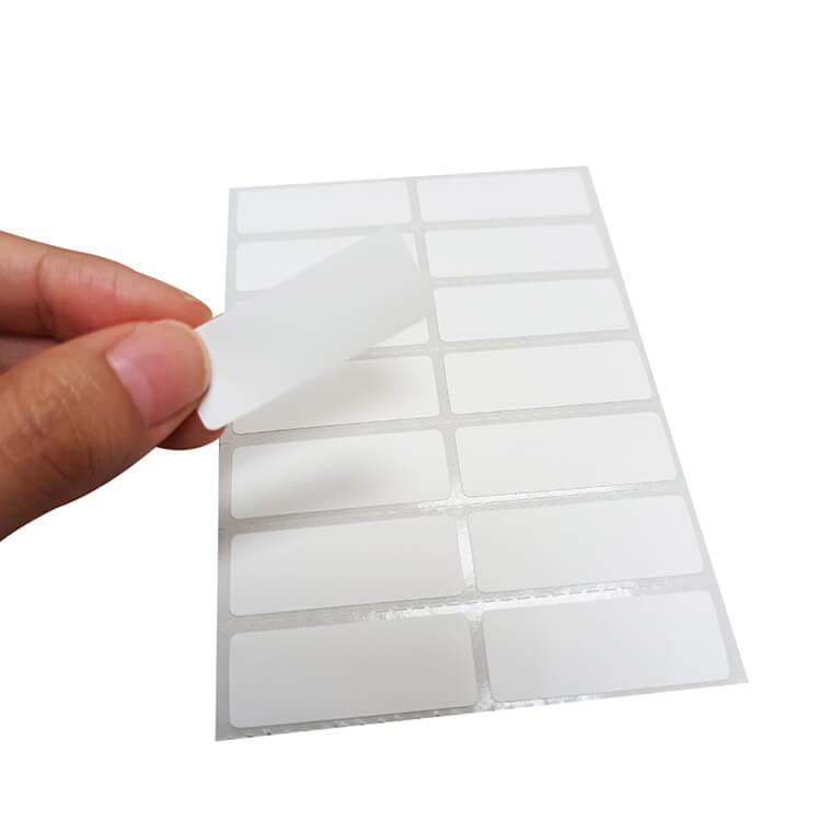 產品 空白標籤 Product Ready-to-Print Tag b