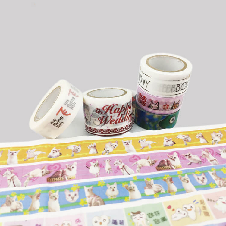 產品 紙膠帶 Product washi tape d