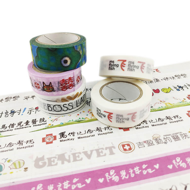 產品 紙膠帶 Product washi tape i