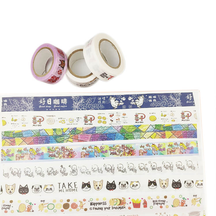 產品 紙膠帶 Product washi tape j